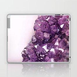 Amethyst Geode Laptop & iPad Skin