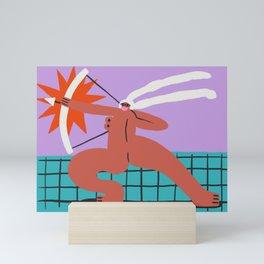 Thrill Hunter Ka-pow! Mini Art Print