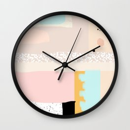 On the wall#3 Wall Clock