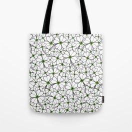 Line art - Clover Tote Bag