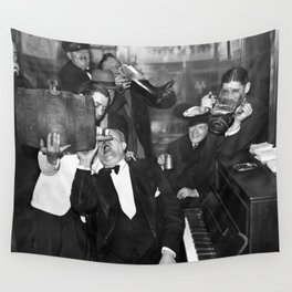 End of Prohibition Celebration Wall Tapestry