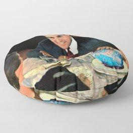 Greek Meatballs Floor Pillow