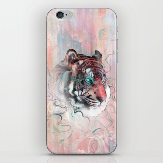 Illusive By Nature iPhone & iPod Skin