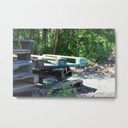 Abitibi Nature32 Metal Print