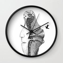 El nido Wall Clock