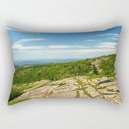 Acadia Maine photography Rectangular Pillow
