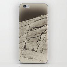 Yosemite Half Dome Hikers iPhone & iPod Skin