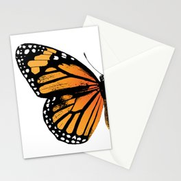 Monarch Butterfly | Left Wing Stationery Cards