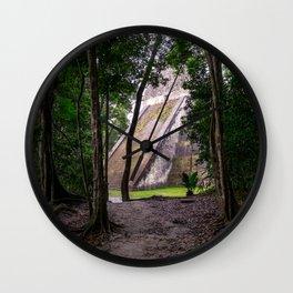 Lost World Wall Clock