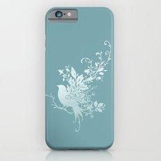Flower Bird Slim Case iPhone 6s