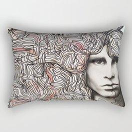 Cerebral freedom (Ode to JDM) Rectangular Pillow