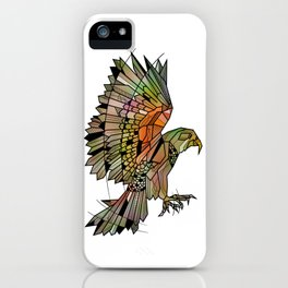 Kea New Zealand Bird iPhone Case