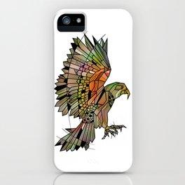 Kea New Zealand Bird iPhone Case