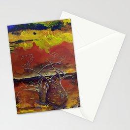 Heat Stationery Cards