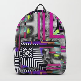 Greek Yantra Backpack