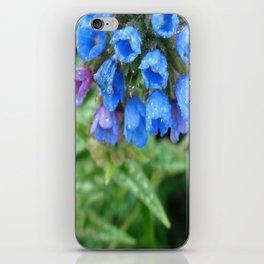 Bluebell iPhone Skin