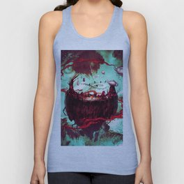 fantasy world Unisex Tank Top
