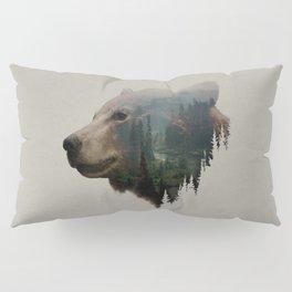 The Pacific Northwest Black Bear Pillow Sham