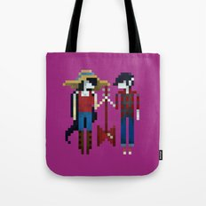 The Vampire Queen and King Tote Bag
