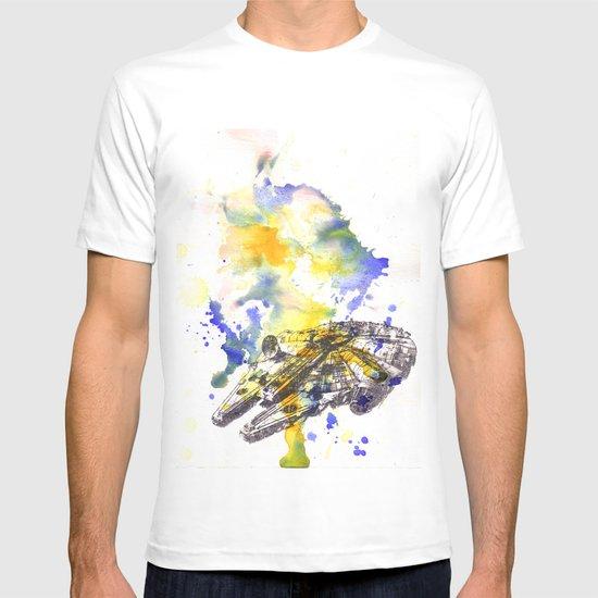 Star Wars Millenium Falcon  T-shirt