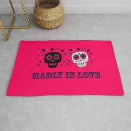 Madly In Love Rug