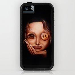 """Entertain me twice"" iPhone Case"