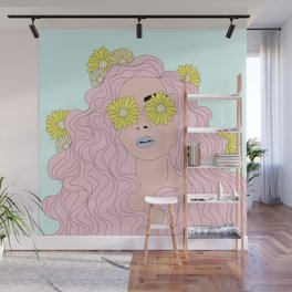 Ain't No Sunshine Wall Mural