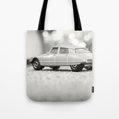 Julians Journey Tote Bag