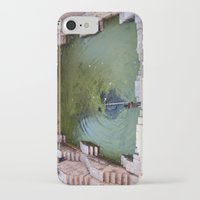 pool iPhone & iPod Cases featuring Pool by Avigur