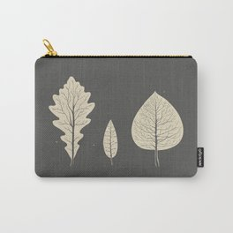 Tree-leaf Carry-All Pouch