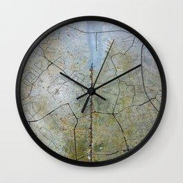 Concrete of concrete Espoo Wall Clock