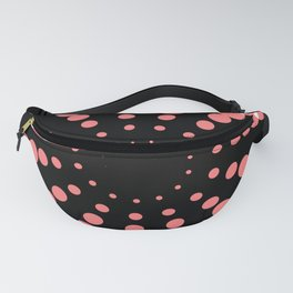simple light spiral Fanny Pack