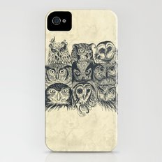 Nine Owls iPhone (4, 4s) Slim Case