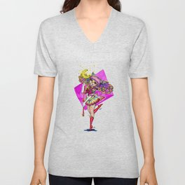 Chibi Usa - Sailor Moon Fanart Unisex V-Neck