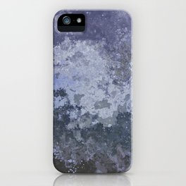 Rough Water iPhone Case