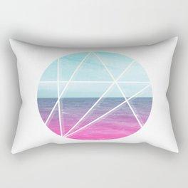 Sea Prism Rectangular Pillow