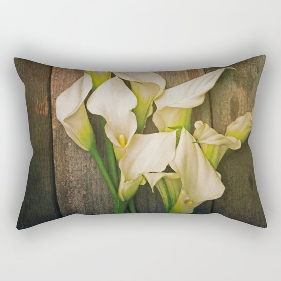 Simplicity is the Ultimate Sophistication Rectangular Pillow