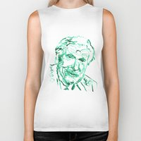psychology Biker Tanks featuring Carl Jung by echoes