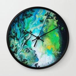 """""""Magic"""" (1) Wall Clock"""