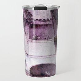 inception violet Travel Mug