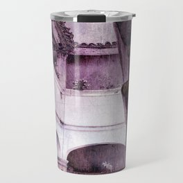inception violet Travel Mug