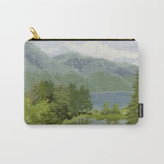 Found Tapestry Carry-All Pouch