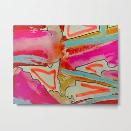 High lighter Metal Print