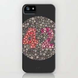 The Answer iPhone Case
