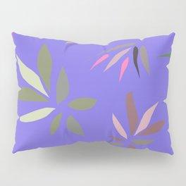 Native Leaves Pillow Sham