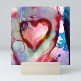 Heart Dreams 4H by Kathy Morton Stanion Mini Art Print