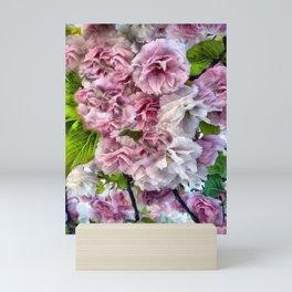 Cherry Blossom Burst Mini Art Print