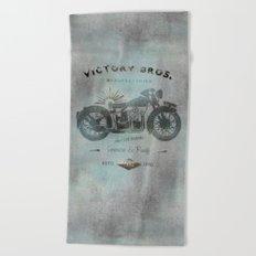 Motorbike Beach Towel