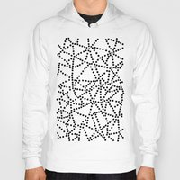 dots Hoodies featuring Dots by Project M