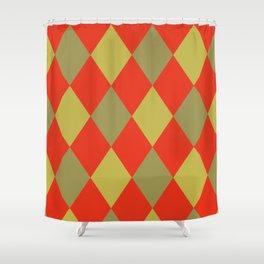 Harlequin Classic Shower Curtain